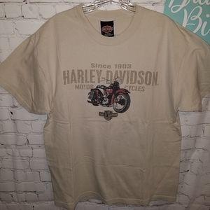 Harley Davidson NC Tee